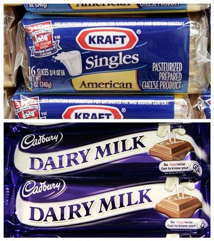 Kraft Cadbury